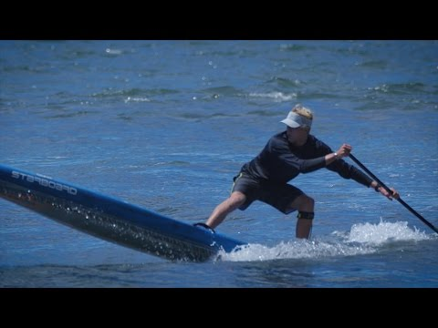 Maui SUP Training With World Champ Connor Baxter