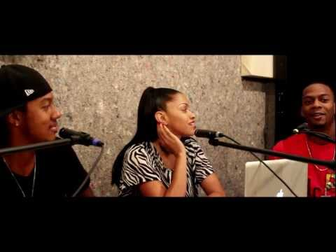STACI HARRIS SHOW:  Episode 1 w/ special guests Wesley Jonathan