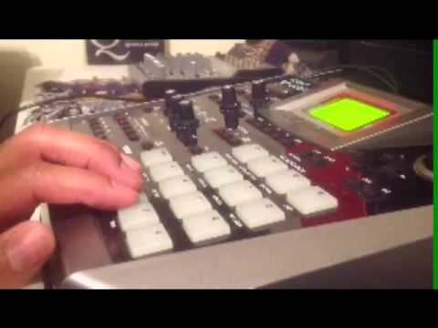 ROLAND SP606 COLLAB PROJECT REMIX