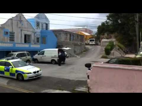 Who Shot The Dog ??? Police Dog shooting in Bermuda