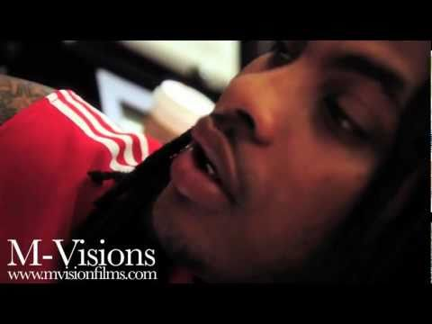 Waka Flocka Visits Gabe The  Jeweler in NYC to get 15 BSM pieces made #blingblaow