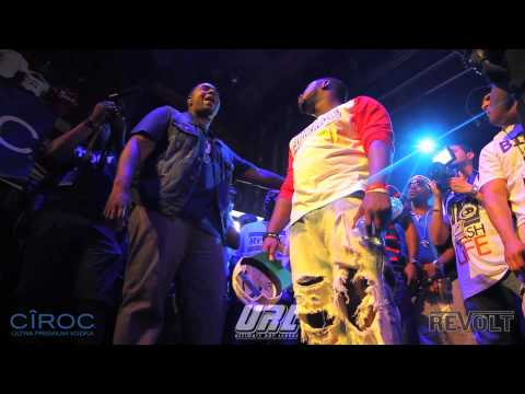 SMACK/ URL PRESENTS T REX VS AYEVERB (HOSTED BY P.DIDDY)