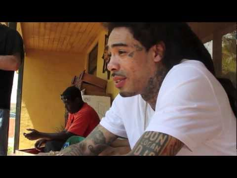 Shots Fired Gunplay: Exclusive Behind the Scenes 'Bible on the Dash' Music Video Shoot