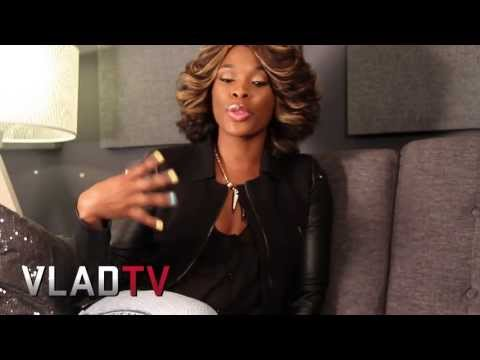 @KFoxx Clears Up Charlamagne @CtThaGod Dating Rumors