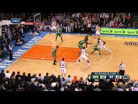 #Sports : Top 5 Plays of the Night (NBA) : May 1st