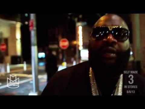 """Rick Ross Announces """"Self Made 3"""", in stores 8/6/13"""