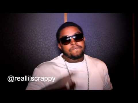 """Lil Scrappy's Back to Work on """"Merlo's Way"""" Fresh Outta  Rehab"""