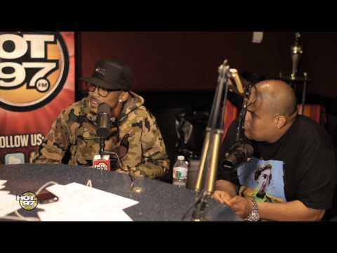 @AugustAlsina Speaks about being homeless, losing his brother & his start in the industry!