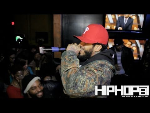 "@RealPeediCrakk & @PhillyFreezer Perform at the ""It's More 2 Da Story"" Release Party"