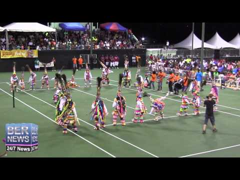 H&H Gombeys Performance At The Annual Gombey Festival, September 13 2014 #BERMUDA