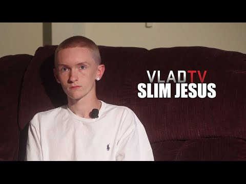 Slim Jesus: I Like Rapping About Guns, But I Don't Live That @TheSlimJesus
