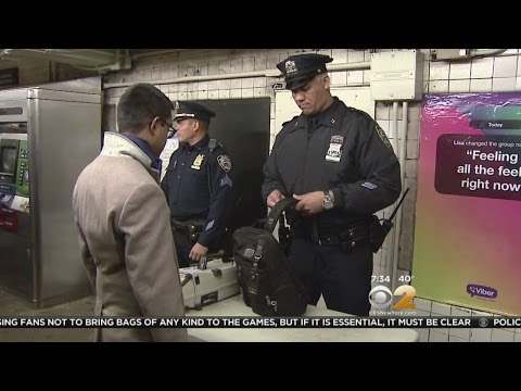 NY Area On High Alert After Paris Attacks