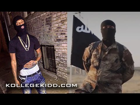 600Breezy Ready For Isis After Buying Tank, Fans React
