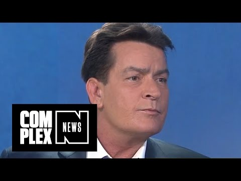 Charlie Sheen Reveals He Is HIV Positive on 'Today'