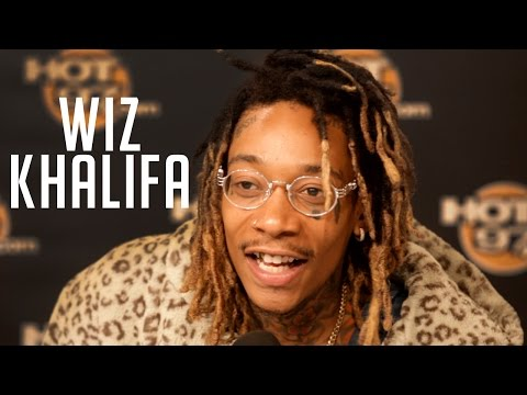Interview : Wiz Khalifa Breaks Down Kanye's Apology, Current Relationship w/Amber Rose & New Album
