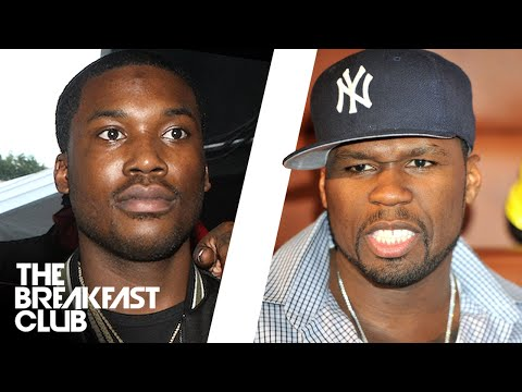 @MeekMill Has Waved The White Flag Should @50Cent Leave Him Alone or Is Meek Getting what he deserves?
