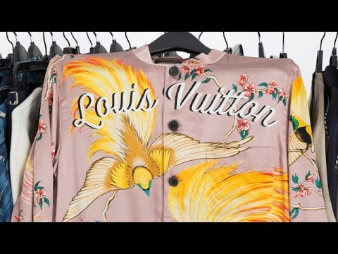 Fashion: 5 Best Pieces from the Louis Vuitton Spring 2016 Men's Collection | Fashion First Looks