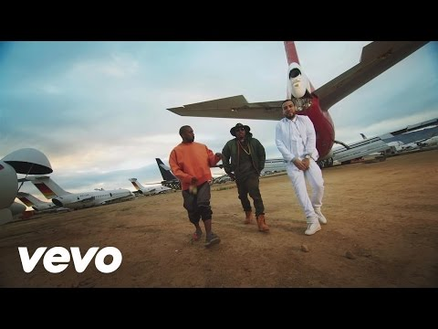 @FrenchMontana - Figure it Out ft. @KanyeWest & @Nas (Official Video)
