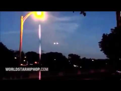 "Man Starts Going Off During A UFO Sighting ""Y'all Need To Be Shooting That, We Getting Invaded"