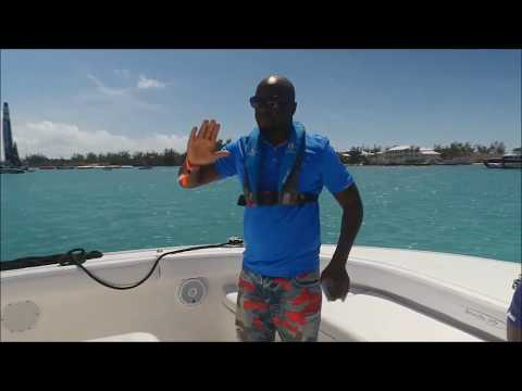Interview : Wyclef Jean At America's Cup in Bermuda