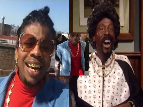 Huh :Trinidad James Gets Locked Up In NYC Cuz Nobody Showed Up To His Video Shoot ?!