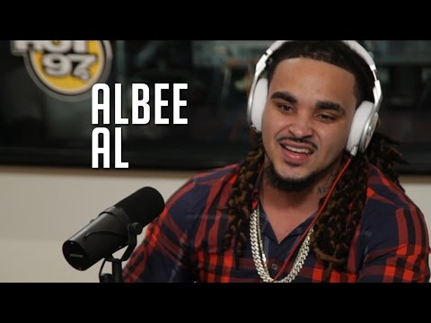 Albee Al Delivers Dope Freestyle on Flex Show