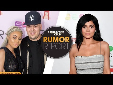 Rob Kardashian Claims Blac Chyna Strangled Him With an iPhone Charger