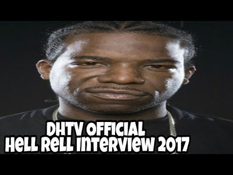 Interview: Hell Rell Responds To Rumors About Being Knocked Out