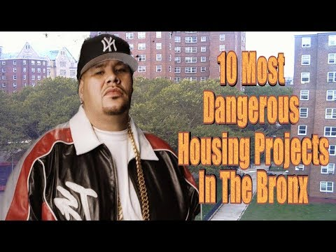 10 Most Dangerous Housing Projects In The Bronx (New York)