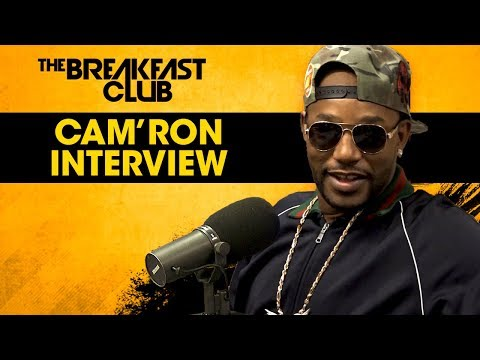 Interview : Cam'ron Breaks Down The Mase Beef, Says There's More Stories To Be Told (He's not done with Mase)