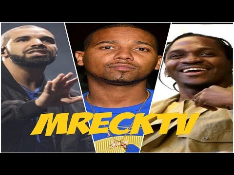 Juelz Santana Wants All the smoke  W/ Pusha T (Takes  Drake Side)