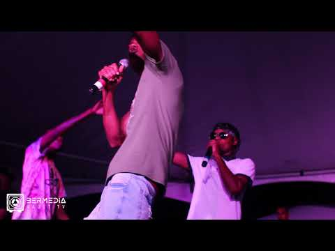 G-Top Live Performance @ The 2018 Outlaw Star Festival  Bermuda