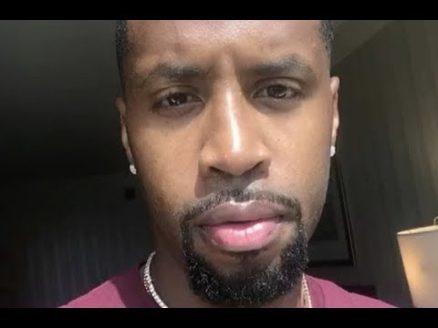 Safaree Reacts To Nicki Minaj Exposing Him For Stealing Credit Cards