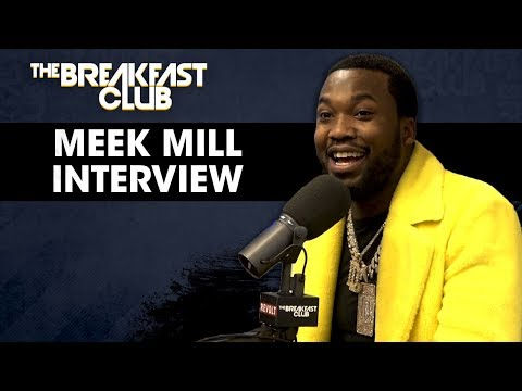 Interview : @MeekMill On Standing Up For Reform, Prison Culture, Championships + More
