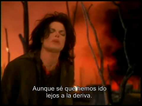Michael Jackson - Earth Song (Subtitulada En Español)