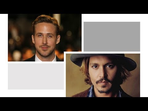 Esclavos illuminati - Actores - Johnny Deep y Ryan Gosling