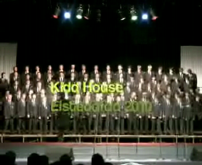 Inter-house Singing - Kidd House