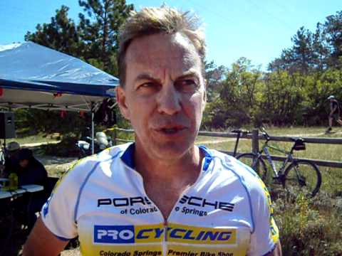 Interview with Bruce McGrew, owner of ProCycling and sponsor of Palmer Park 50