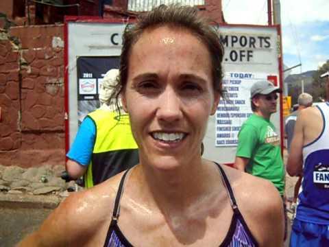 JoAnna Masloski captures women's Pikes Peak Marathon title