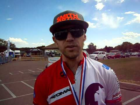 Steven Thompson talks about FliBye Racing's win at 24 Hours of Colorado Springs