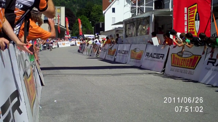 Elite Men Finish Swiss Racer Bikes Cup
