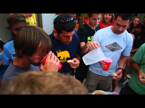 The Great 2012 C.R.U.D. Eating Contest