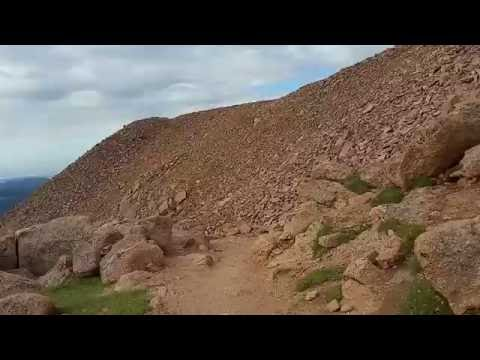 Pikes Peak Summit Training