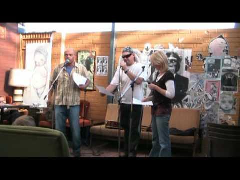 Purgatory Poets Performing @ Perth Poetry Club
