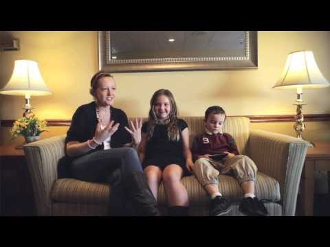 Meridian Cancer Care - Patient Story- Bridget Wallin : BREAST CANCER