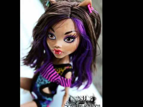(She Wolf)- Monster High Clawdeen Wolf