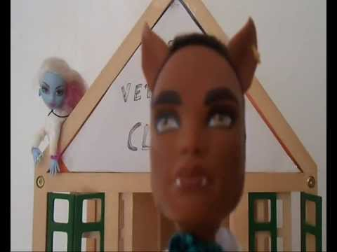 Monster High and the Life of Crime Part 1