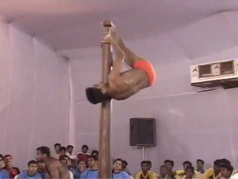 Indian Pole Dancing
