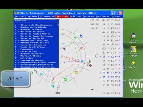 Tutorial Kepler CPA. Hacer atacir del 12 a la carta.