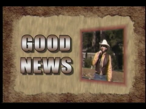 Mike Vaughn Shares the Good News in word & Song